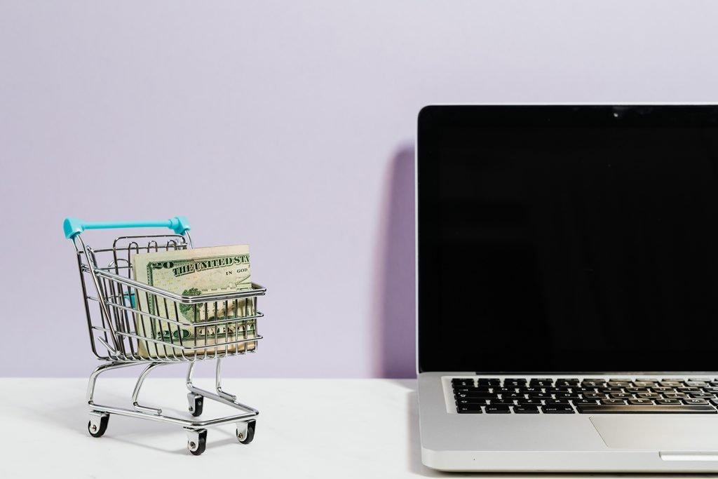 tienda online, tener un negocio online